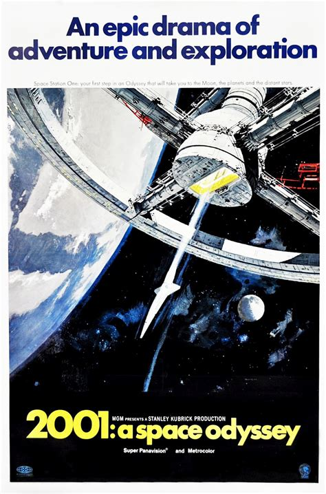 made 2001 imdb the geeky nerfherder movie poster art 2001 a space