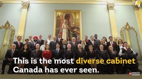 justin trudeau s gender balanced cabinet could teach
