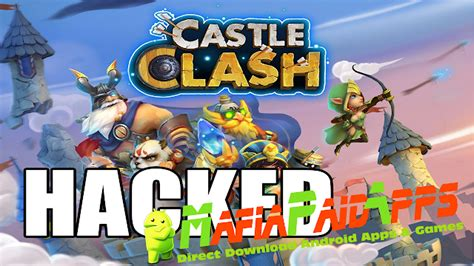 download game castle clash mod apk offline castle clash 1 3 8 apk mod hack for android