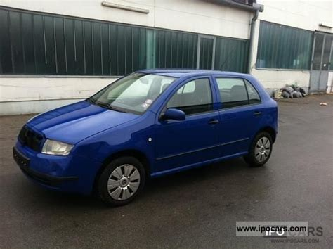 skoda fabia comfort 1 9 tdi 2004 skoda fabia 1 9 tdi comfort car photo and specs