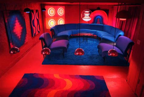 verner panton room room 022 the verner panton collector