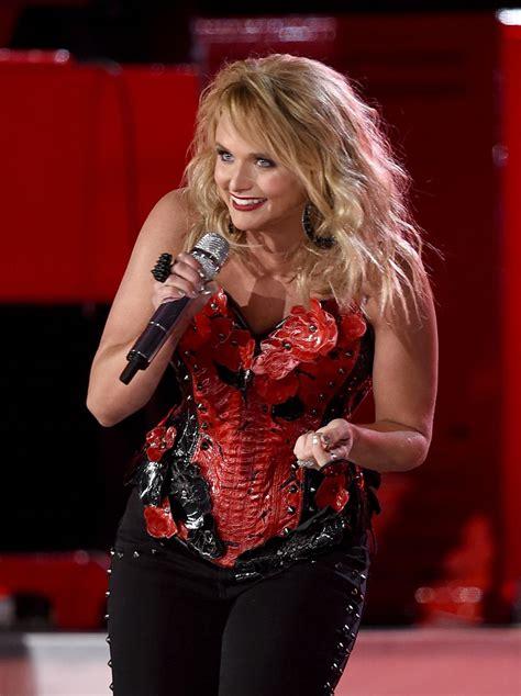 country music 2015 list miranda lambert at academy of country music awards 2015 in