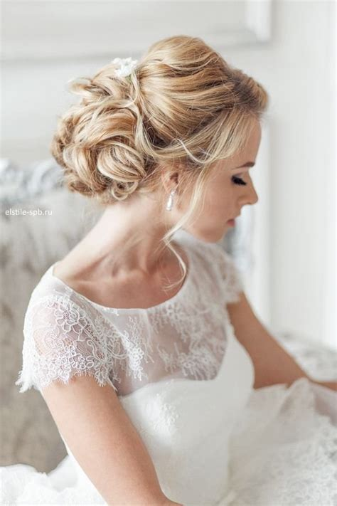 Vintage Rustic Wedding Hairstyles 20 trendy and impossibly beautiful wedding hairstyle ideas