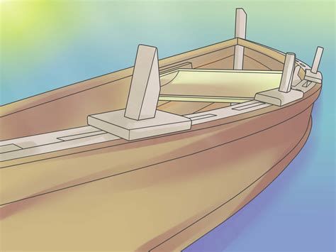 how to build a boat frame how to build a boat with pictures wikihow