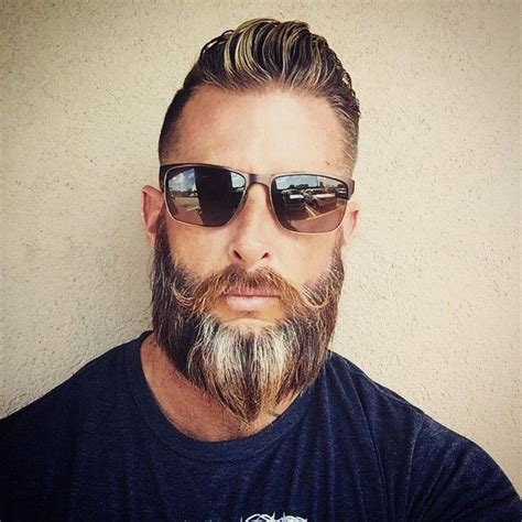 great hairstyle with goatee 163 best cool blonde beards images on pinterest beards