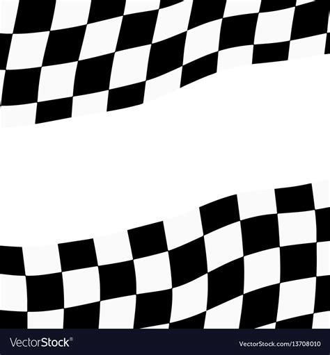 checkered flag background racing background with checkered flag royalty free vector