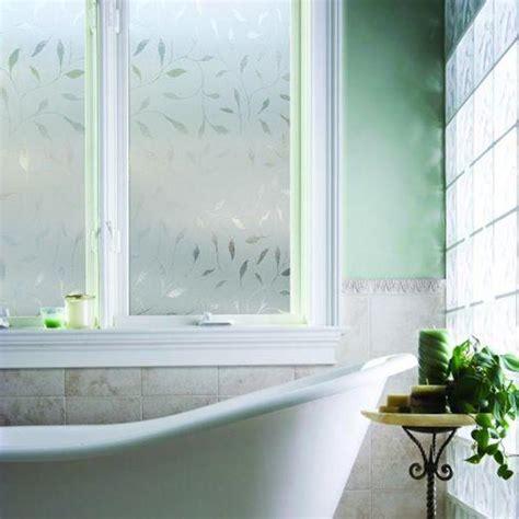 Klebefolie Fenster Bad by Sichtschutzfolie F 252 R Badezimmer Interessante Ideen