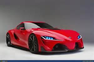 Toyota Ft 1 Ausmotive 187 Detroit 2014 Toyota Ft 1 Concept