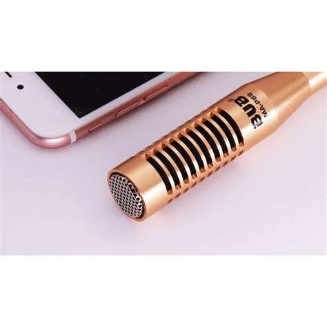 Bub Microphone For Smartphone Laptop Ma P68 Htm bub microphone for smartphone laptop ma p68 golden jakartanotebook