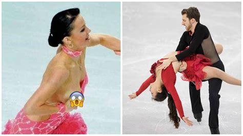 Wardrobe Malfunction At The Olympics - 10 embarrassing olympic athlete wardrobe malfunctions