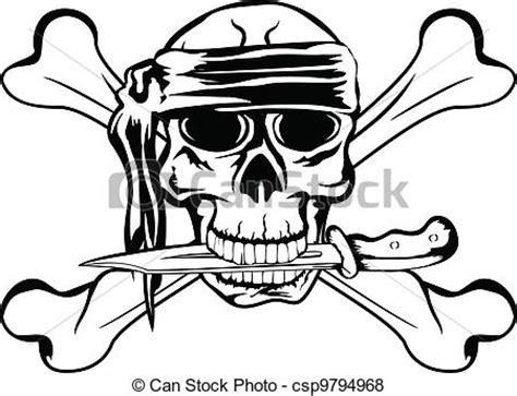wektory sztylet pirat wektor wizerunek pirat z