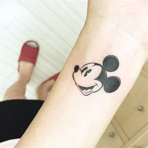 mickey mouse tattoos mickey mouse tattoos designs ideas and meaning tattoos