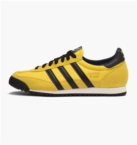 Sneaker Casual Pria Adidas Gragon Black Original Premium adidas originals vintage yellow sneakers bb3711 caliroots
