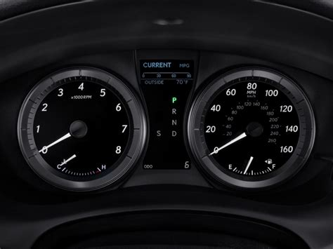 accident recorder 2009 lexus gs instrument cluster image 2011 lexus es 350 4 door sedan instrument cluster size 1024 x 768 type gif posted on