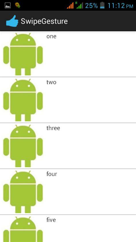 android swipe gesture dharanikumar ios 7 swipegesture android 183 github