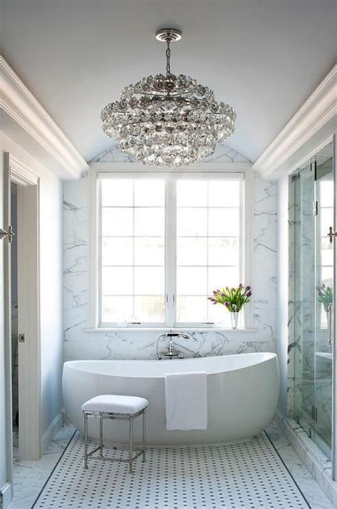 modern bathroom chandeliers 30 refined glam chandeliers to make any space chic digsdigs