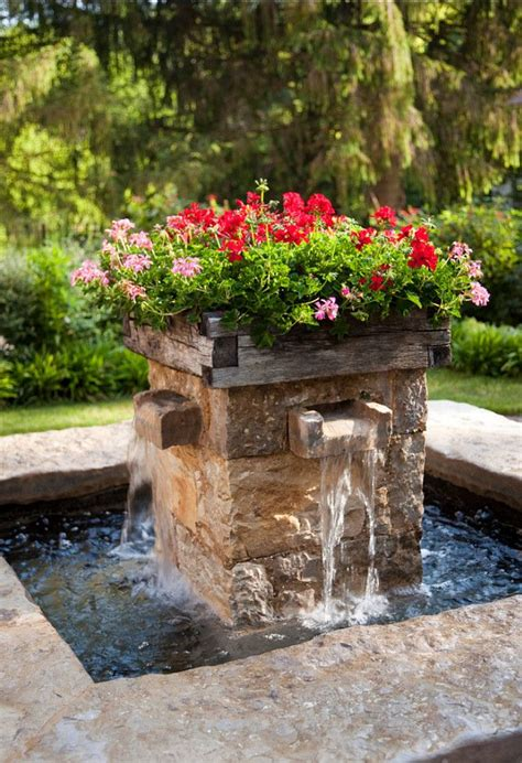 Patio Fountains by 25 Best Ideas On Concrete Fountains