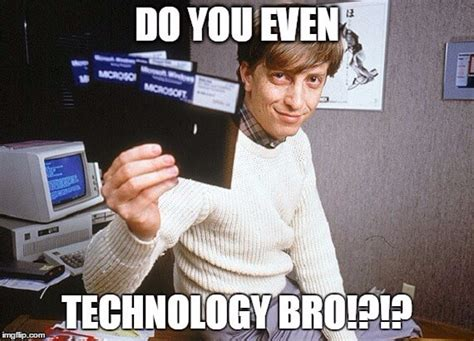 Technology Meme - rise of the hr technology hrtech pro