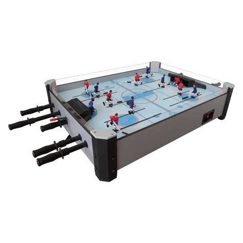 mainstreet classics table top foosball table franklin sports 32 5 in rod hockey pro table top