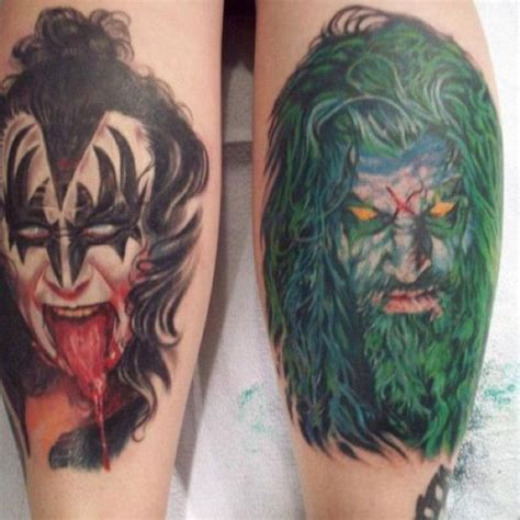 rob zombie tattoos rob