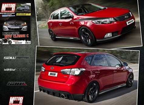 Major World Kia 2013 Kia Cerato Hatch Released In Autos Post