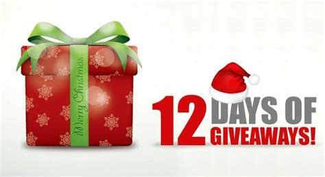12 Days Of Christmas Giveaway - win flights televisions and spa breaks in our amazing 12 days of christmas giveaway