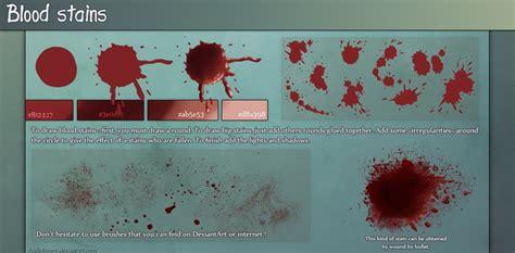 blood pattern brush photoshop photoshop blood tutorial free3dtutorials com