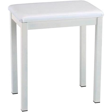 Roland Piano Stool by Roland Bnc 11 Piano Stool White At Gear4music
