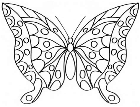 butterfly mandalas 6 mandalas printable coloring pages