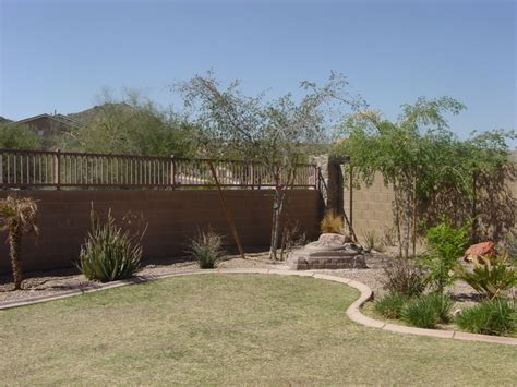arizona backyard landscaping ideas landscape beginner arizona backyard landscaping pictures