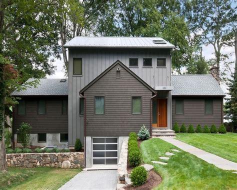 Charcoal Gray Siding Images - gray siding houses gray siding exterior contemporary
