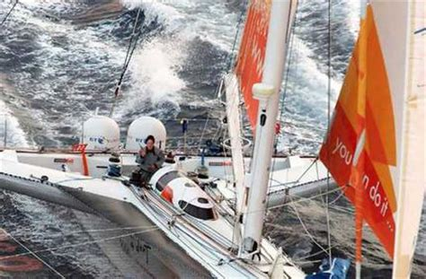 trimaran around the world round the world in 71 days sport www smh au