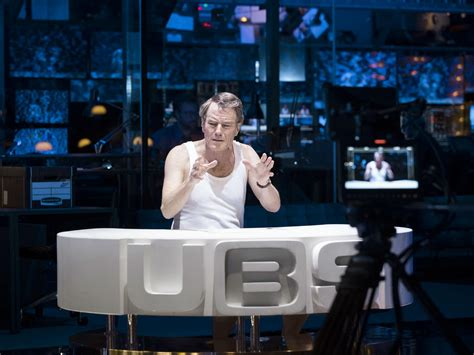 bryan cranston national theatre network national theatre london review a magnetic yet