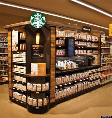 product layout of starbucks starbucks aims for grocery store supremacy with new