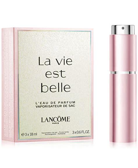 Parfum Refill Merk Ariel Impulse lanc 244 me la vie est eau de parfum refillable purse spray shop all brands macy s