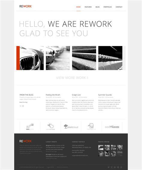 rework template rework modern psd template by mird themeforest