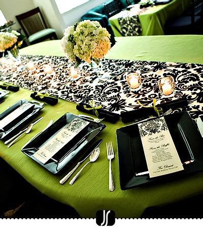 damask engagement theme