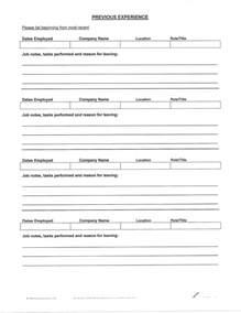 Resume Fill In by Opportunities 183 Ballyhoo Grill Ta