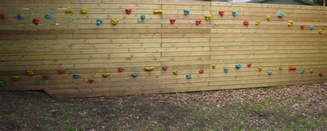 Dylan Smith Landscape Services Gallery Garden Climbing Wall
