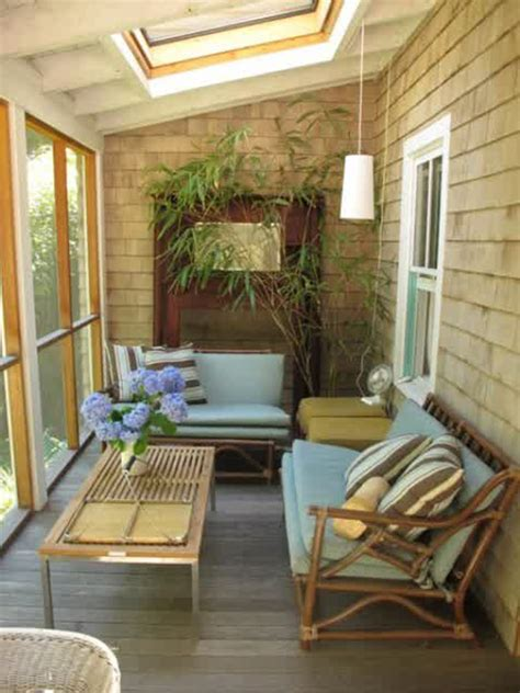 Sun Porch Ideas Small Sunroom Decorating Ideas Studio Design Gallery