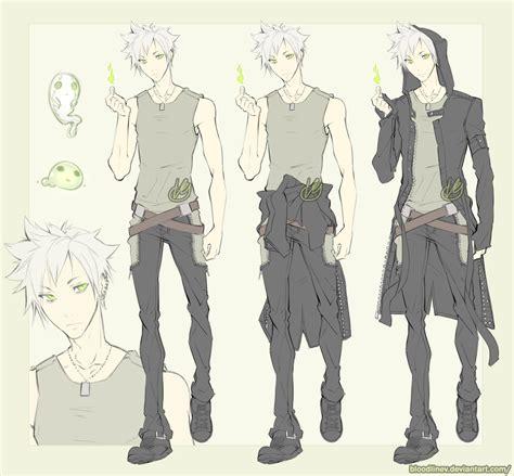 design jacket anime gii designing by bloodlinev on deviantart