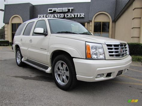 2006 white cadillac escalade awd 40343576 gtcarlot car color galleries