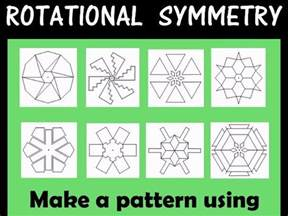 Home Design Elements Reviews rotational symmetry art activity maths geometry by
