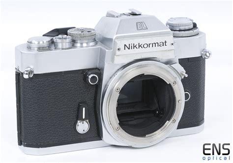 nikon classic nikon nikkormat el 35mm silver classic 5415267