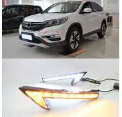 Running Light For Honda CRV CR V 2015  2016 Fog DRL Ultra Bright White