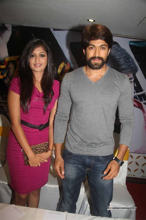 south actor yash age yash yash at raja huli success meet 4 indian cinema