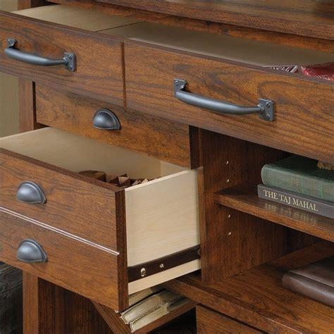 wöstmann sideboard sideboard console in washington cherry 414783
