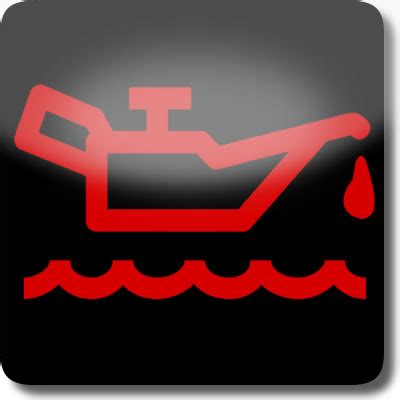 why does your car s oil light come on why has the engine oil light come on driving test tips