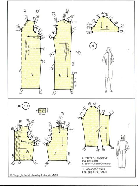 the golden rule pattern drafting system 76 best lutterloh images on pinterest sewing patterns