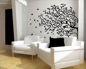 gallery for gt tree wall designs living room wallpaper murals 2291 home and garden photo